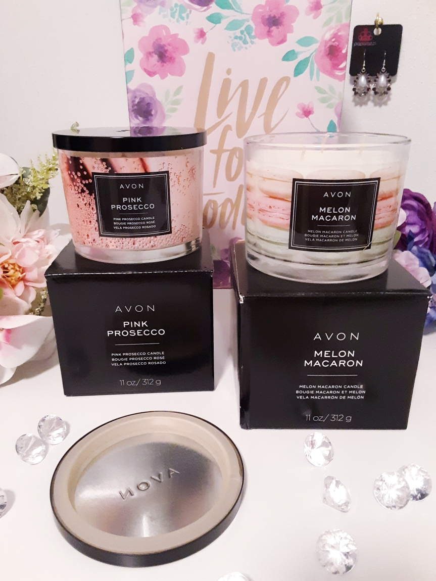 Scented Candles from Avon