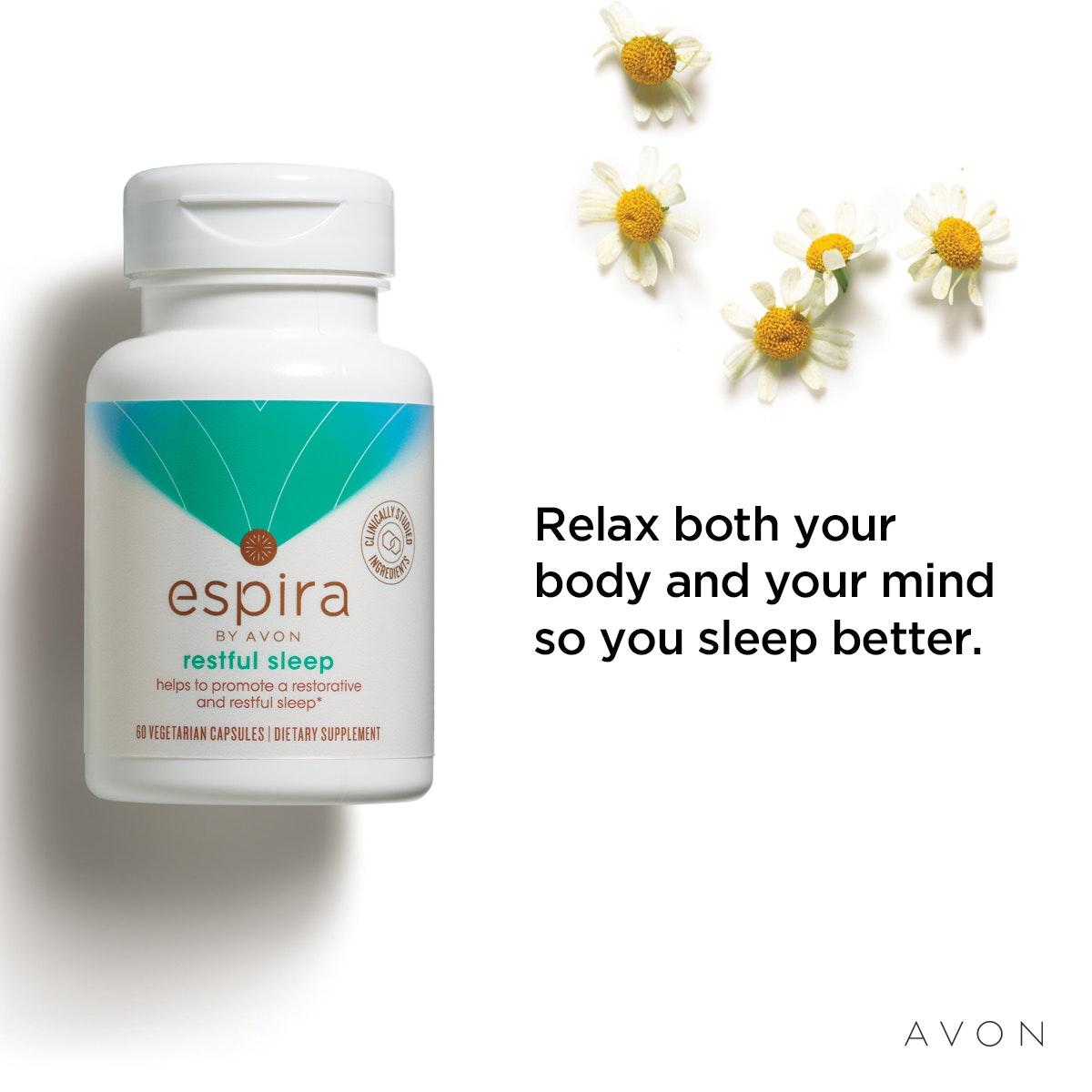 Restful Sleep Supplement from Avon