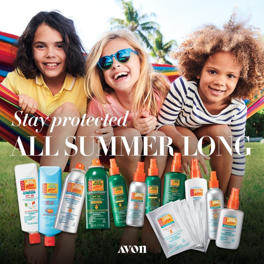 Enter to win the Avon Bug Guard Sweeps! https://sweeps.youravon.com/mybeauty/bug-guard