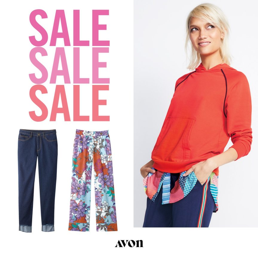 Avon Fashion Sale