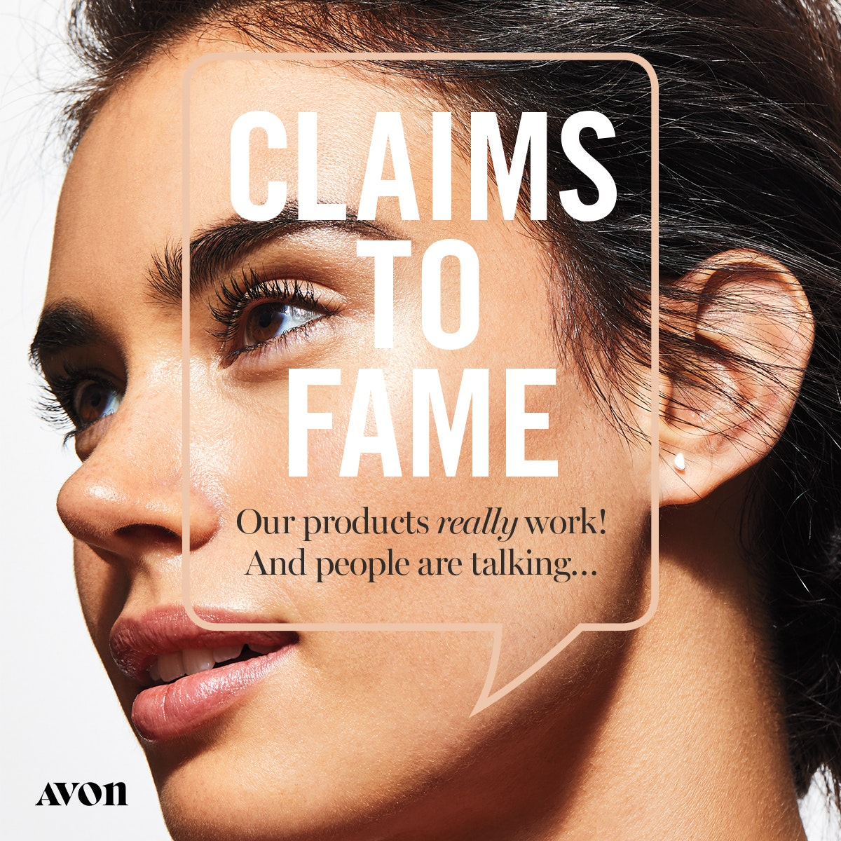 See what all the buzz is about with the New Avon!