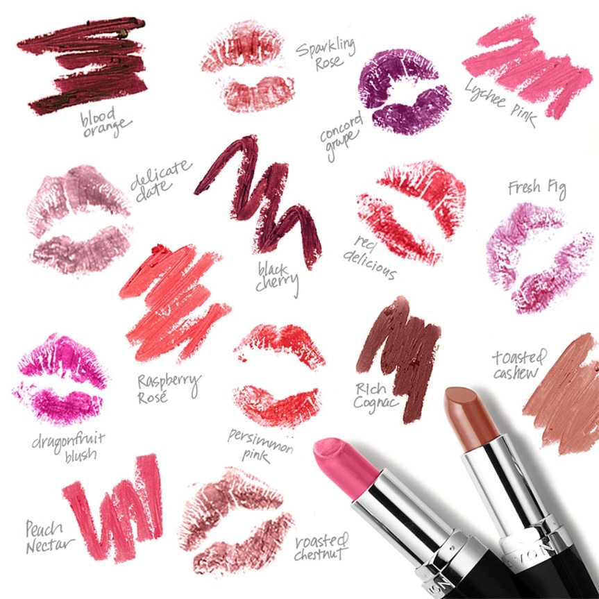 Avon True Color Nourishing Lipsticks