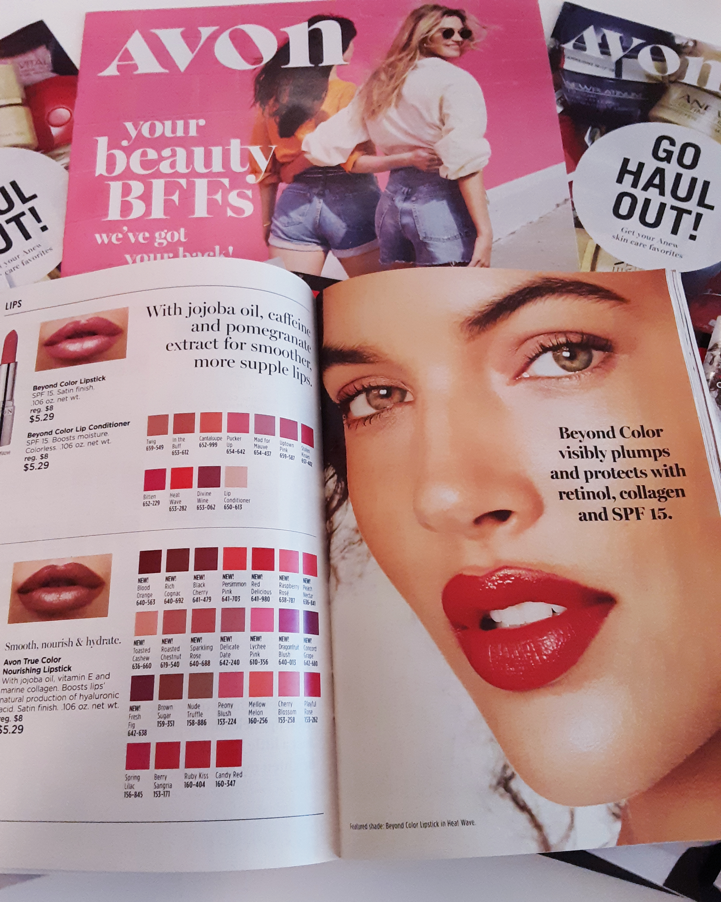 Beyond Color Lipstick from Avon