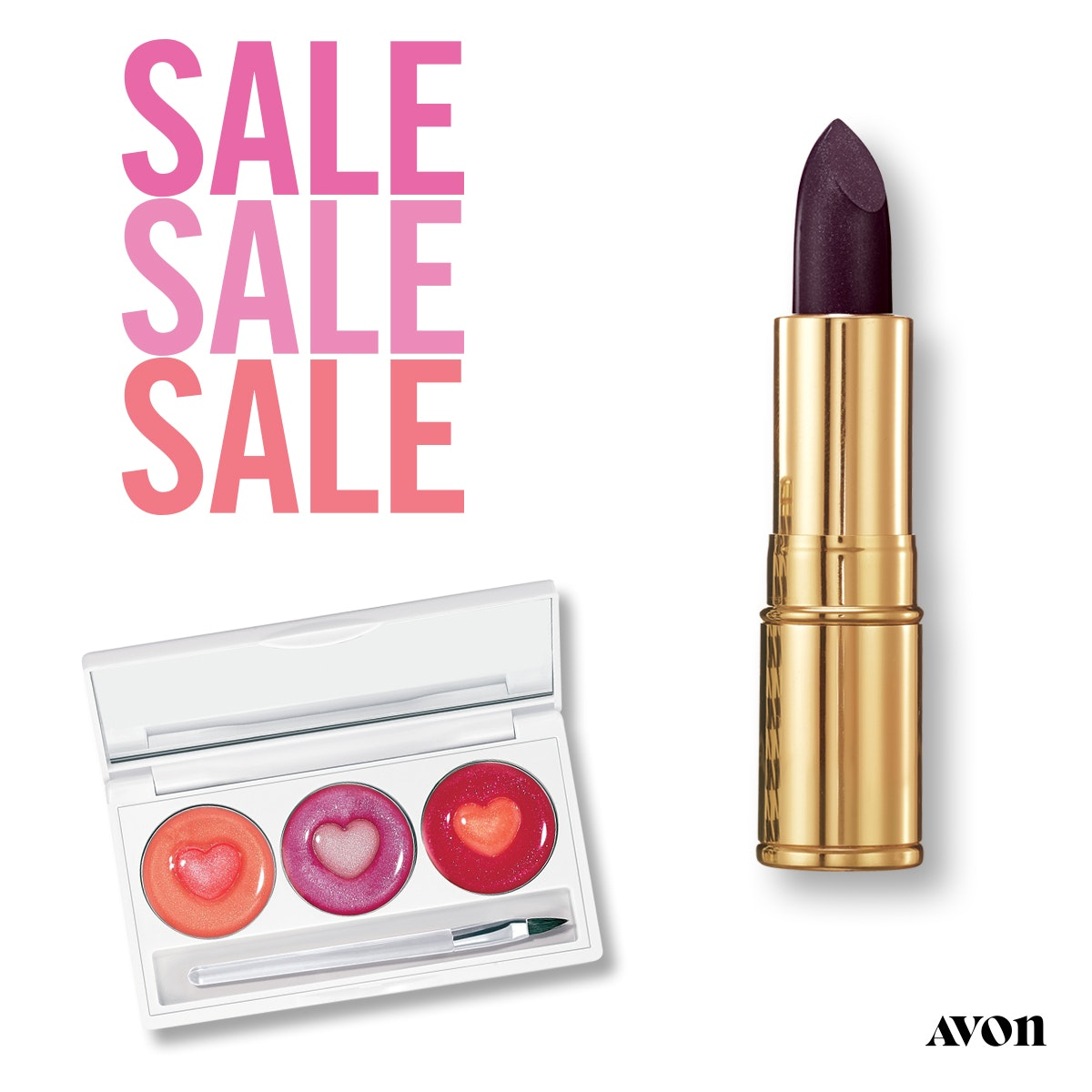 Avon Beauty and Body Sale up to 60% off!