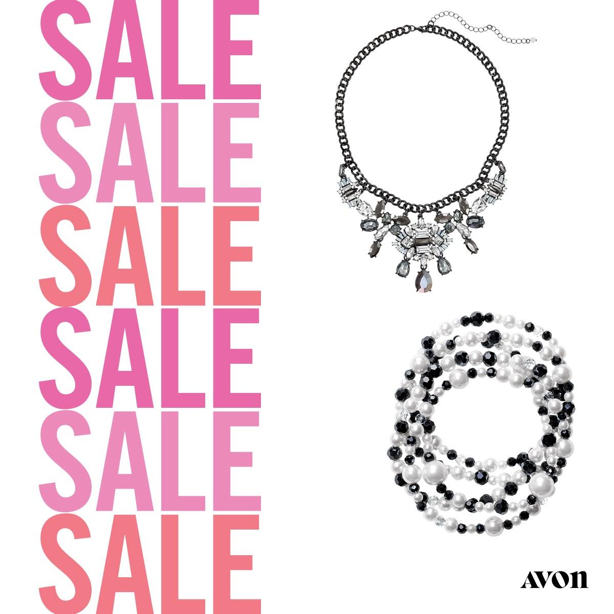Avon Jewelry Sale