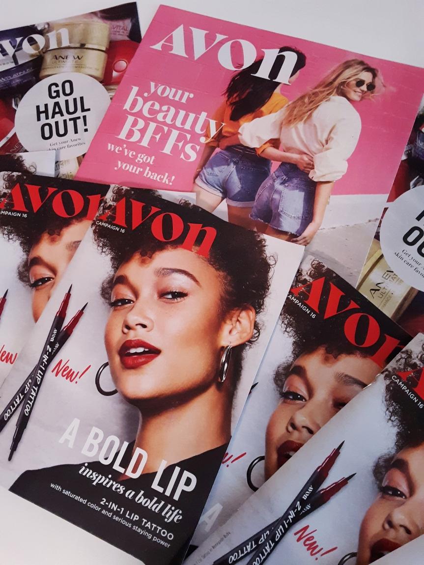 Avon Campaign 16 has begun!