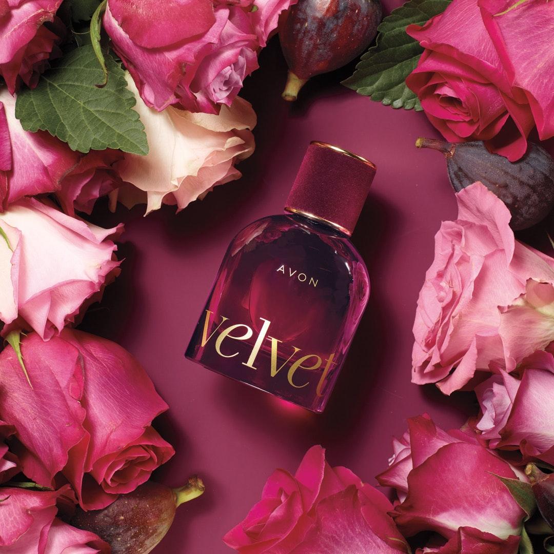 Velvet Perfume by Avon