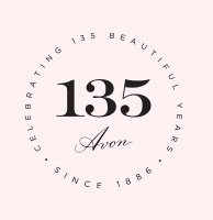 Avon is celebrating 135 years Anniversary