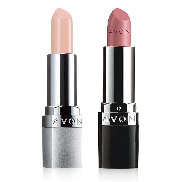 Lip Conditioner and Lipstick duo.  Special bundle deal $11.50 from Avon.