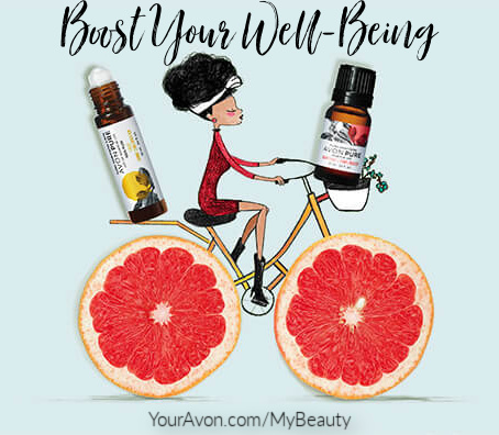 Boost Your Well-Being with Avon Pure Essential Oils