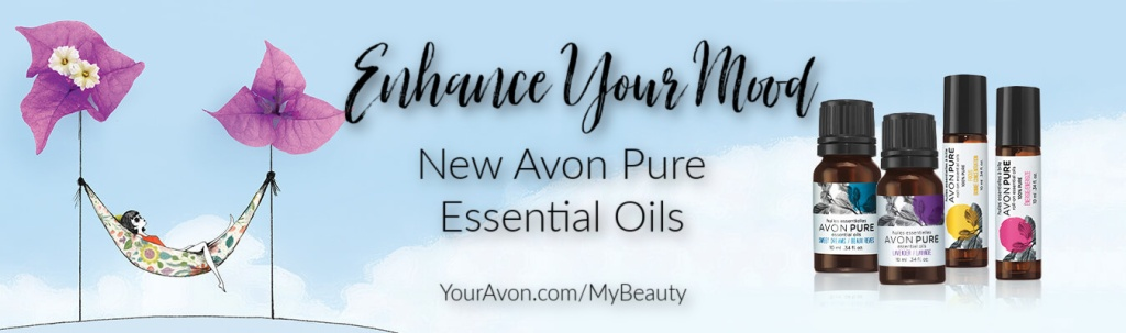 Enhance Your Mood with Avon's New Pure Essential Oils