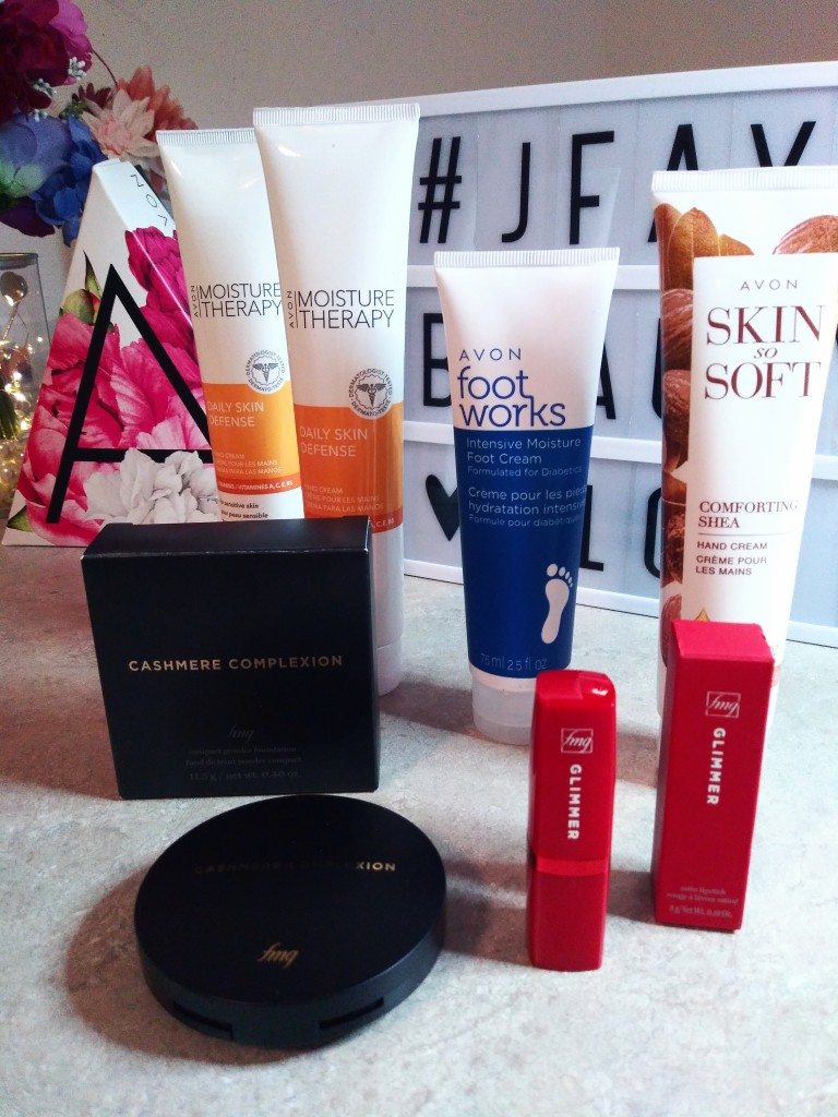 Avon Makeup and Skin Care products