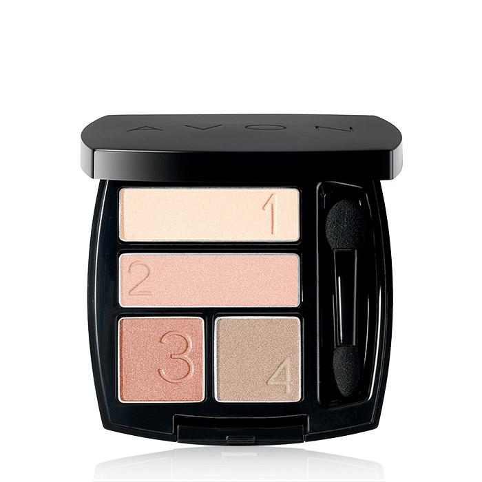 Naked Truth Neutral Eyeshadow Quad from Avon