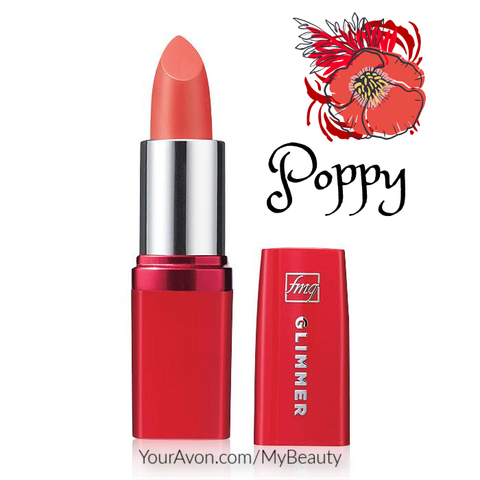 Lipstick Shade Poppy