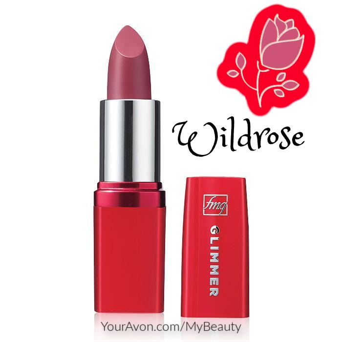 Lipstick Shade Wildrose