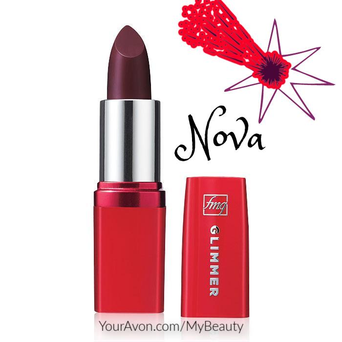 Lipstick Shade Nova