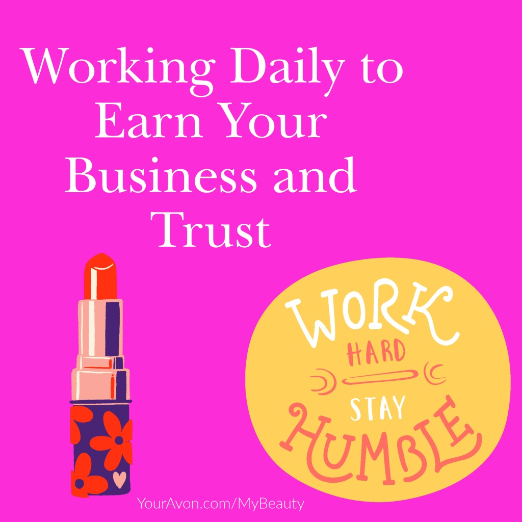 Working daily to earn your business and trust.  Avon Independent Sales Representative and Over 50 and Fabulous Beauty Blogger.  Johanna (Jfay) Bustamento