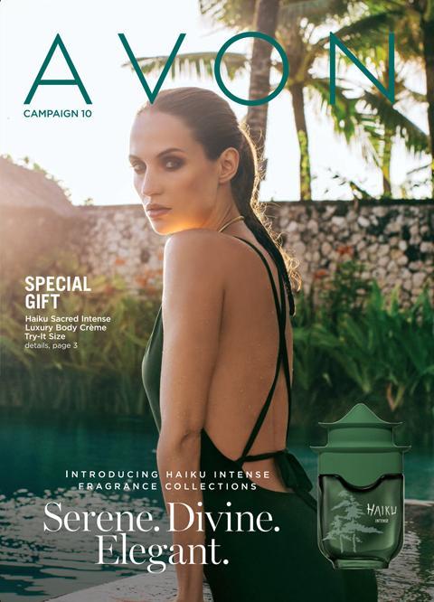 Avon Campaign 10 online brochure