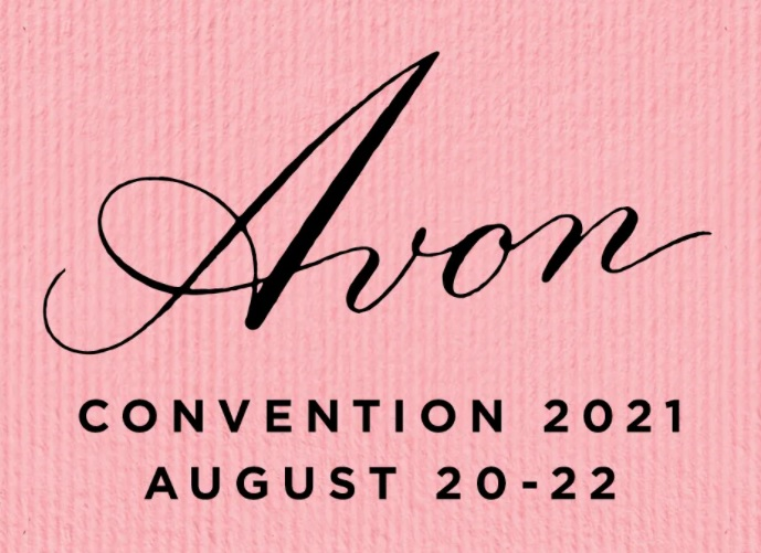 Avon Convention 2021.  Join the fun!