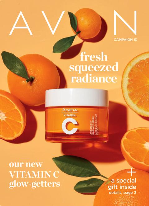 Avon Campaign 13 brochure