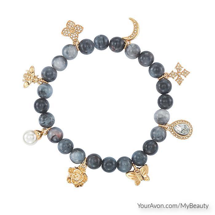 Charms of Spring Bracelet