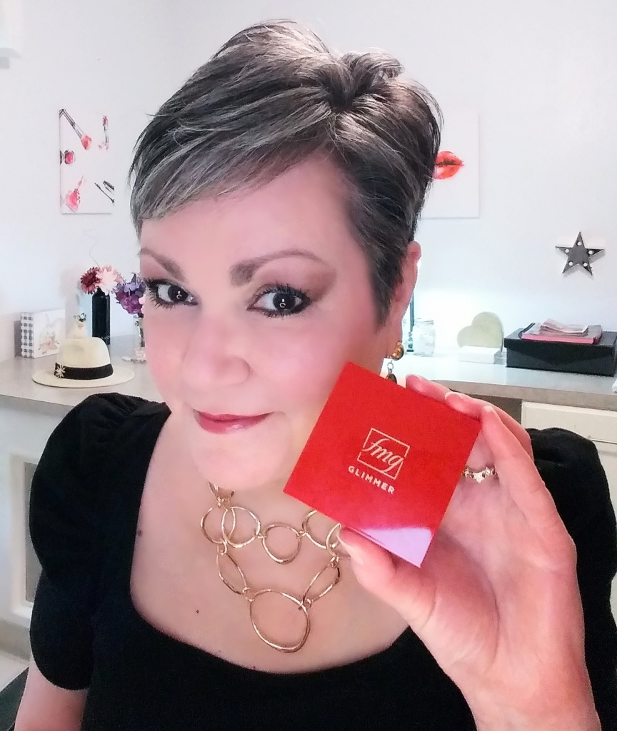 Trying new fmg Glimmer Eyeshadow Quads from Avon. Jfay's Beauty Blog