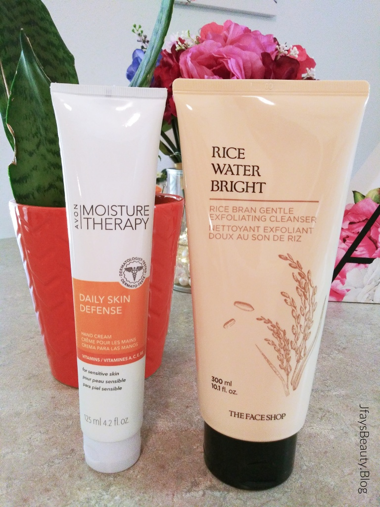 Rice Water Bright Gentle Exfoliating Cleanser is a great value in a large sized tube.