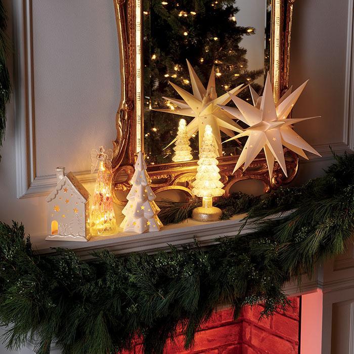Light Up Christmas Decorations