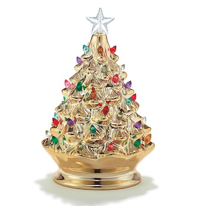 Iconic Christmas Tree light from Avon.