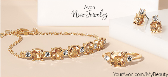 New Jewelry from Avon