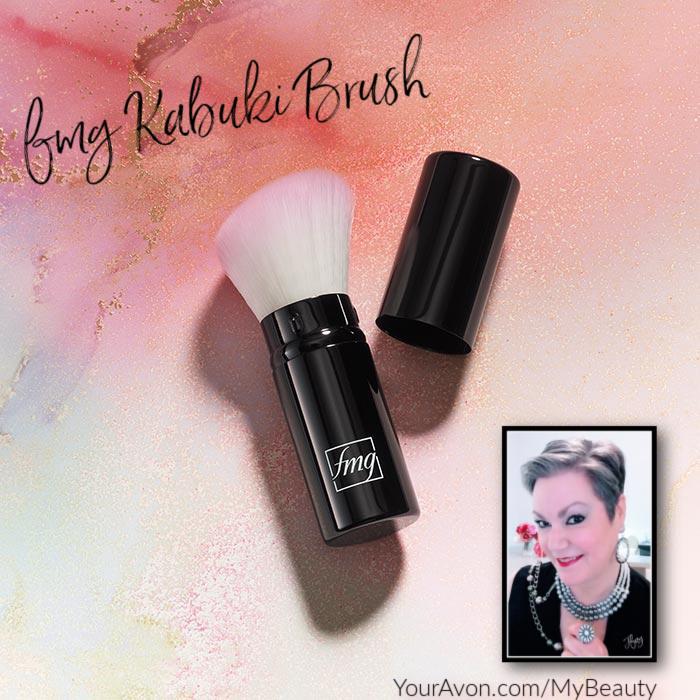 fmg Kabuki Brush from Avon