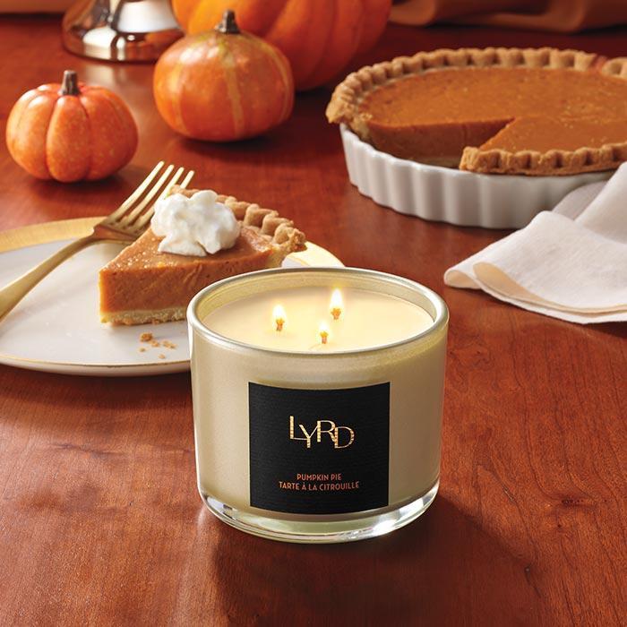 Pumpkin Pie Candle from Avon 2021.  Pumpkin, cinnamon sugar, and vanilla. Yummy!