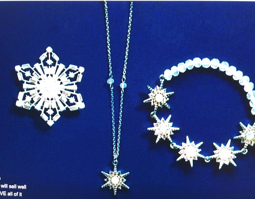 Avon Starry Night Christmas Jewelry