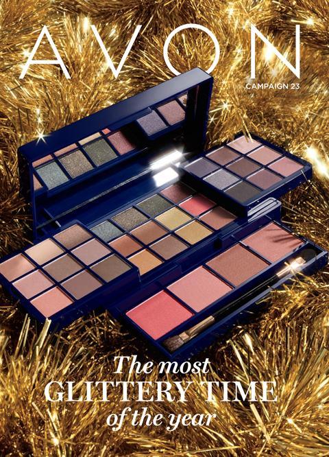 Avon Christmas Brochure