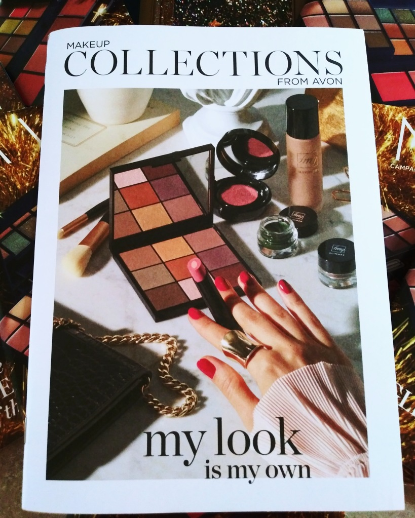 My Look is My Own, Avon Makeup Collections Brochure